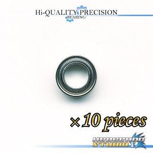 Photo1: SHG-740ZZ 4mm×7mm×2.5mm (10pcs)