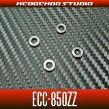 ECC-850ZZ 4 piece set 【5mm×8mm×2.5mm】*AVHASH