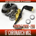 Handle Knob +2BB Bearing Kit for 【SHIMANO】17 CHRONARCH MGL