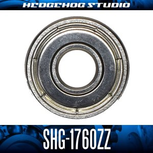 Photo1: SHG-1760ZZ 6mm×17mm×6mm