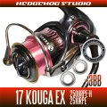17 紅牙 KOHGA EX 2508RPE-H, 2510RPE  Full Bearing Kit
