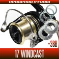 17 WIND CAST 4000, 4000QD, 4500, 5000, 5500, 6000  Full Bearing Kit