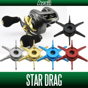Photo1: [Avail] SHIMANO Offset Star Drag SD-EXDC (for 12 EXSENCE DC, 11 BASS ONE XT)