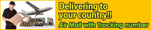 Delivering to your country
