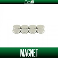 [Avail] 8 pcs Magnet Set for Avail Spool for 16ALD15R / 17SCP15R / 17CNQ15R
