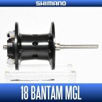 [SHIMANO genuine product] 18 Bantam MGL Spare Spool (Bass Fishing)