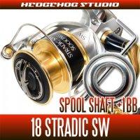 [SHIMANO] 18 STRADIC SW 4000HG, 4000XG, 5000XG, 5000PG Spool Shaft 1 Bearing Kit L size (Saltwater Fishing, Shore Jigging, Offshore)
