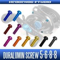 [Abu] Duralumin Screw Set 5-6-8-8 for ROXANI 7/8