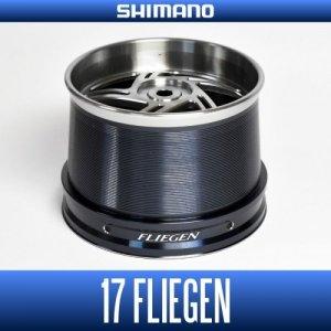 Photo1: [SHIMANO genuine product] 17 FLIEGEN 35 Fine Line Spec Model Spare Spool