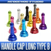[HEDGEHOG STUDIO] DAIWA Handle Screw Cap Long Type HLC-SD-B (for 19 LEXA, etc.)