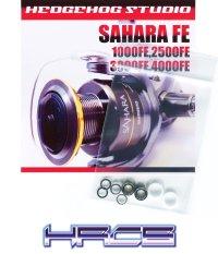 SAHARA FE 1000FE,2500FE,3000FE,4000FE Line Roller 2 Bearing Kit Ver.1 【HRCB】