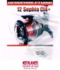12 SEPHIA CI4+ Line Roller 2 Bearing Kit Ver.2 【SHG】