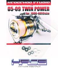 09-06 TWINPOWER MG, 08-05 TWINPOWER Line Roller 2 Bearing Kit Ver.1 【HRCB】