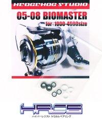 05-08 BIOMASTER Line Roller 2 Bearing Kit Ver.1 【HRCB】