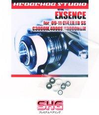 11-10 EXSENCE LB SS, 10-09 EXSENCE CI4 Line Roller 2 Bearing Kit Ver.1 【SHG】