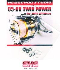 09-06 TWINPOWER MG, 08-05 TWINPOWER Line Roller 2 Bearing Kit Ver.1 【SHG】