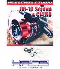 11-07 SEPHIA CI4, BB Line Roller 2 Bearing Kit Ver.1 【HRCB】