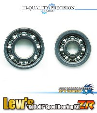 """Kattobi"" Spool Bearing Kit - ZR - 【1150ZR & 1030ZR】 for Lew's 【TIME SALE】"