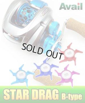 Photo1: 【SHIMANO】 Star Drag B-type Avail SD-SH-B (CALCUTTA・CHRONARCH・CURADO・CITICA)