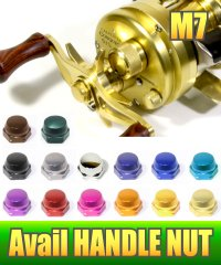 [Avail] Handle Lock Nut M7 (for SHIMANO) *AVHASH