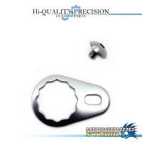 【DAIWA】 Handle Lock Retainer & Screw [M size] (No Nut) GUNMETAL
