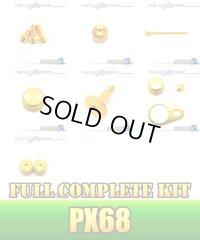 "【DAIWA】 PX68 Dress-up Custom ""Full Complete Kit"" Ver.3 GOLD"
