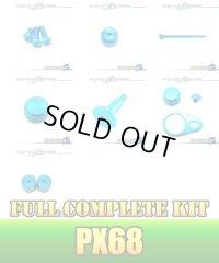 "【DAIWA】 PX68 Dress-up Custom ""Full Complete Kit"" Ver.3 SKY BLUE"