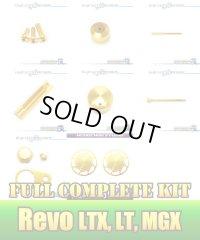 Revo LTX・LT・MGX・MGXtreme・ALT  Full Complete Kit Ver.4 GOLD