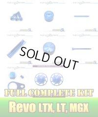 Revo LTX・LT・MGX・MGXtreme・ALT  Full Complete Kit Ver.4 SAPPHIRE BLUE