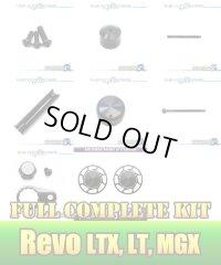 Revo LTX・LT・MGX・MGXtreme・ALT  Full Complete Kit Ver.4 BLACK