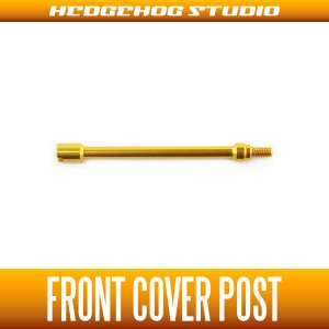 Photo1: 【DAIWA】 Front Cover Post 【T3】 GOLD