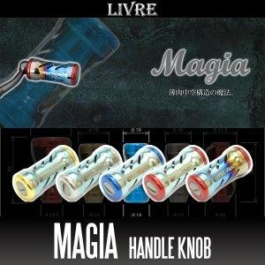 Photo1: [LIVRE] Magia Titanium Handle Knob *HKAL