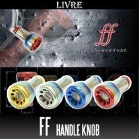[LIVRE] ff (Fortissimo) Titanium Handle Knob *HKAL