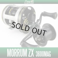 Avail ABU NEW Microcast Spool ZXMG3648R for MorrumZX 3600MAG