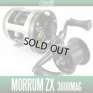 Photo1: Avail ABU NEW Microcast Spool ZXMG3648R for MorrumZX 3600MAG