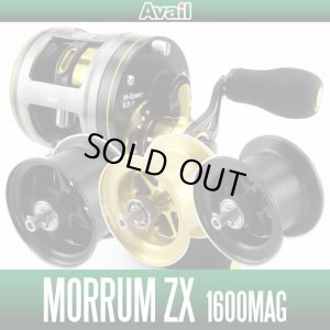 Photo1: Avail ABU NEW Microcast Spool ZXMG1628R/ZXMG1648R for MorrumZX 1600MAG
