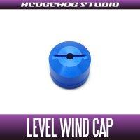 【Abu】 Level Wind Cap 【REV】 SAPPHIRE BLUE
