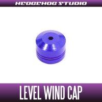 【Abu】 Level Wind Cap 【REV】 DEEP PURPLE