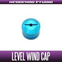 【Abu】 Level Wind Cap 【REV】 SKY BLUE