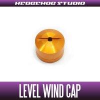 【Abu】 Level Wind Cap 【REV】 ORANGE
