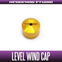 【Abu】 Level Wind Cap 【REV】 GOLD