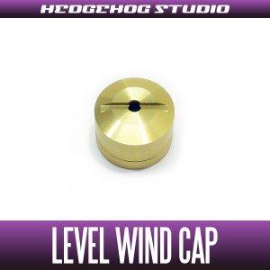 Photo1: 【Abu】 Level Wind Cap 【REV】 CHAMPAGNE GOLD