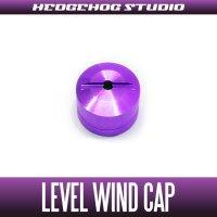 【Abu】 Level Wind Cap 【REV】 ROYAL PURPLE