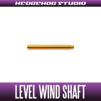 【Abu】 Level Wind Shaft 【LTX】 ORANGE