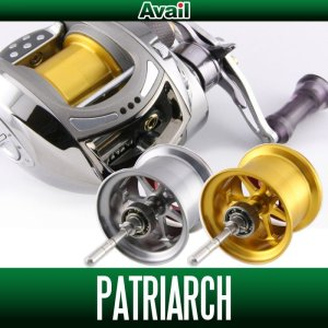 Photo1: PFLUEGER Patriarch Series - Avail Microcast Spool PAT30R -