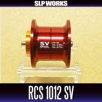 【DAIWA】 RCS 1012 SV SPOOL RED (Shallow Spool) for RYOGA, T3, T3 MX