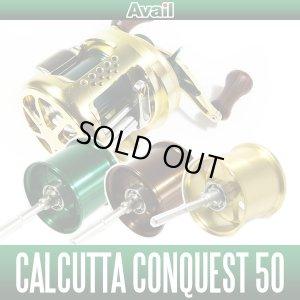 Photo1: CALCUTTA CONQUEST 50 CNQ5014TR - Avail Microcast Spool Trout Special -