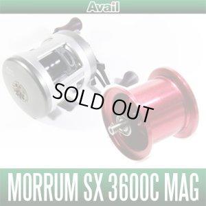 Photo1: ABU Morrum SX 3600C MAG - Avail Microcast Spool SXMG3636 -