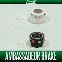 [Avail] ABU Microcast Brake AMB1540/AMB1520/AMB1520PE for ABU 1500C/2500C