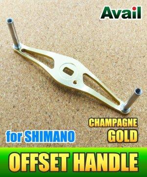 Photo4: [Avail] Swept Handle for SHIMANO (HO-SH-STA) *AVHASH